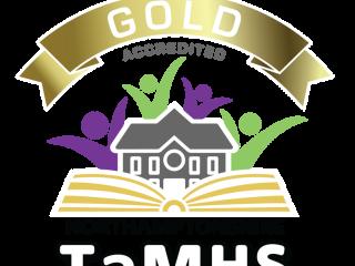 Gold TAMHS award